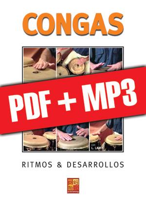 Congas - Ritmos & desarrollos (pdf + mp3)
