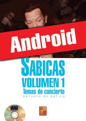 Sabicas Volumen 1 - Estudio de estilo (Android)