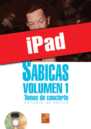 Sabicas Volumen 1 - Estudio de estilo (iPad)