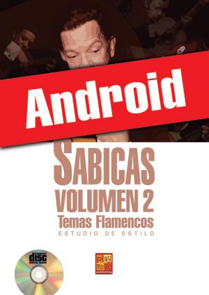 Sabicas Volumen 2 - Estudio de estilo (Android)