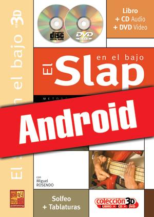 El slap en el bajo en 3D (Android)