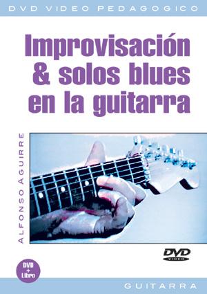 Improvisación & solos blues en la guitarra