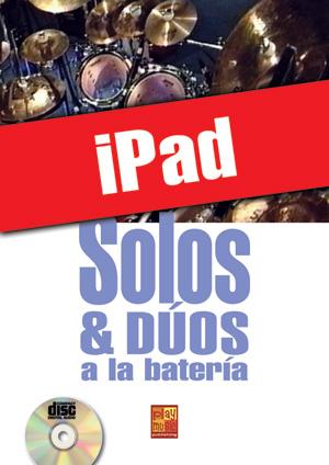 Solos & dúos a la batería (iPad)