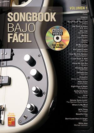 Songbook Bajo Fácil - Volumen 1