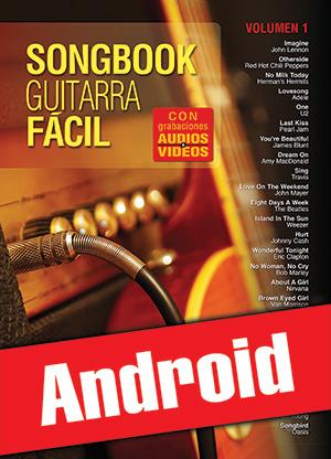 Songbook Guitarra Fácil - Volumen 1 (Android)