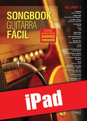 Songbook Guitarra Fácil - Volumen 1 (iPad)