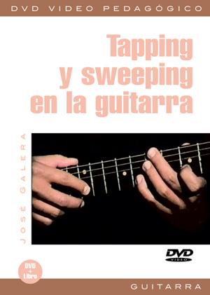 Tapping y sweeping en la guitarra