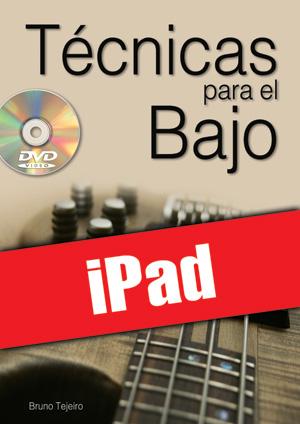 Técnicas para el bajo (iPad)