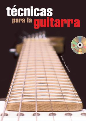 Técnicas para la guitarra