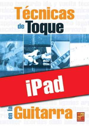 Técnicas de toque en la guitarra (iPad)