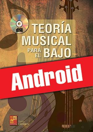 Teoría musical para el bajo (Android)