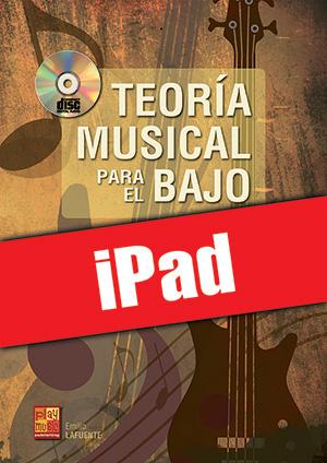 Teoría musical para el bajo (iPad)