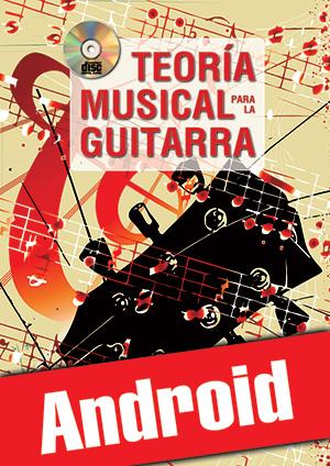 Teoría musical para la guitarra (Android)