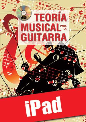 Teoría musical para la guitarra (iPad)