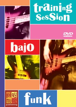 DVD Training Session - Bajo funk