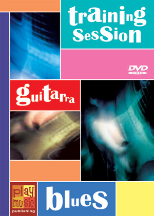 DVD Training Session - Guitarra blues