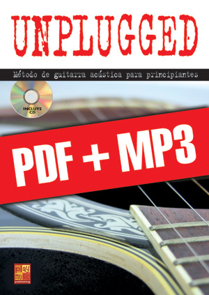 Unplugged (pdf + mp3)