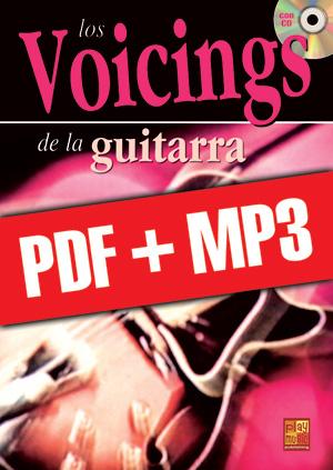 Los voicings de la guitarra (pdf + mp3)