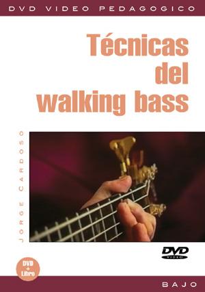 Técnicas del walking bass