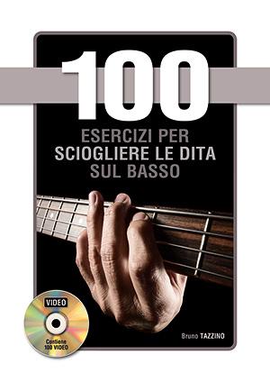 100 esercizi per sciogliere le dita sul basso