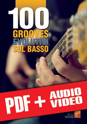 100 grooves evolutivi sul basso (pdf + mp3 + video)