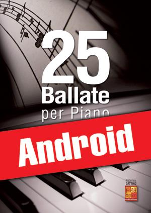 25 ballate per piano (Android)