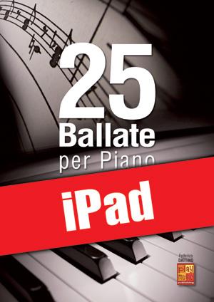 25 ballate per piano (iPad)