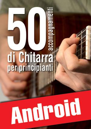 50 accompagnamenti di chitarra per principianti (Android)
