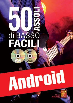 50 assoli di basso facili (Android)