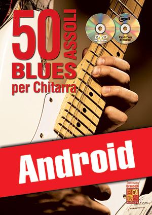 50 assoli blues per chitarra (Android)