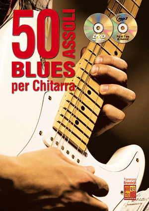 50 assoli blues per chitarra