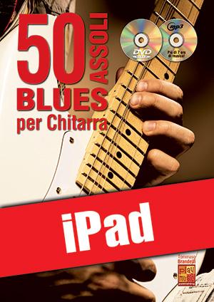 50 assoli blues per chitarra (iPad)