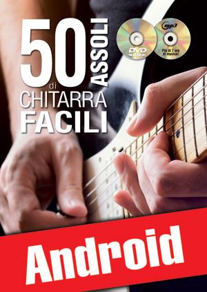 50 assoli di chitarra facili (Android)