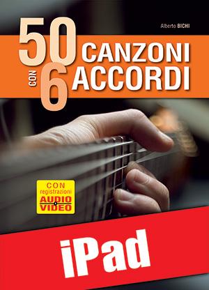 50 canzoni con 6 accordi (iPad)
