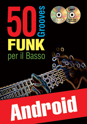 50 grooves funk per il basso (Android)