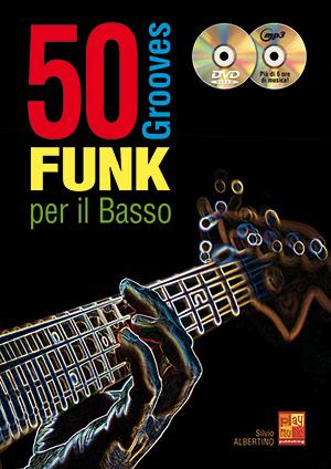 50 grooves funk per il basso