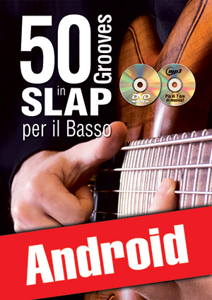 50 grooves in slap per il basso (Android)