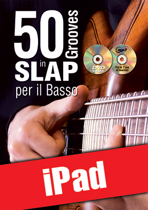 50 grooves in slap per il basso (iPad)
