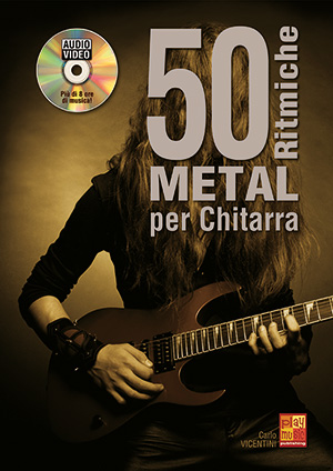 50 ritmiche metal per chitarra