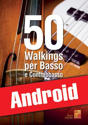 50 walkings per basso e contrabbasso (Android)