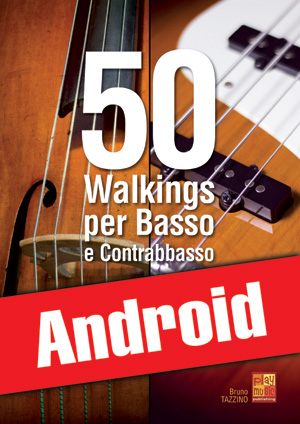 50 walkings per basso e contrabbasso (Android)