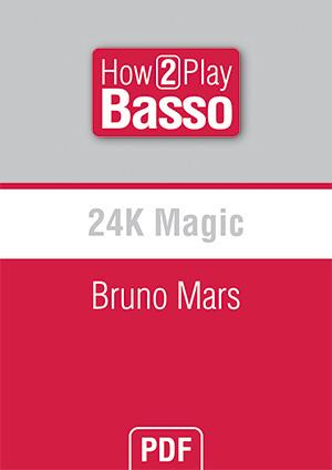 24K Magic - Bruno Mars