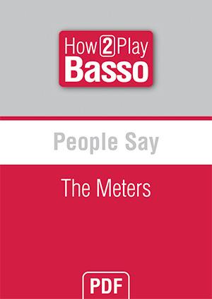 People Say - The Meters