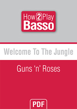 Welcome To The Jungle - Guns 'n' Roses