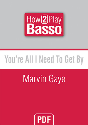 You're All I Need To Get By - Marvin Gaye
