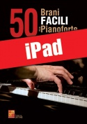 50 brani facili per pianoforte (iPad)