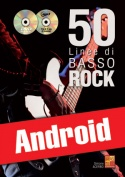 50 linee di basso rock (Android)