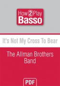 It's Not My Cross To Bear - The Allman Brothers Band