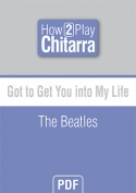 Got to Get You into My Life - The Beatles