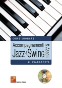 Accompagnamenti & assoli jazz & swing al pianoforte